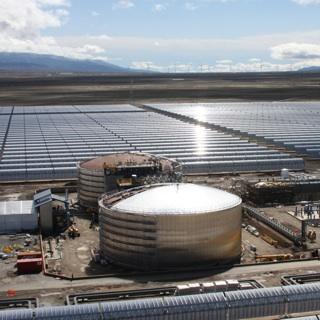 Sfruttare l'energia solare di notte