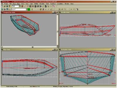 Piani per costruire navi for Come disegnare piani di costruzione