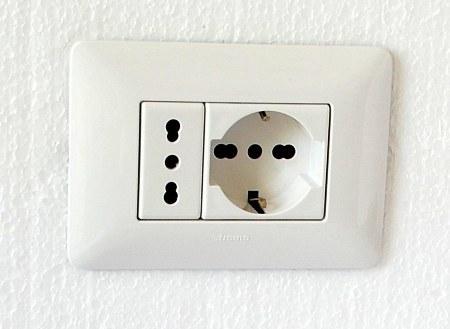 Installare una presa elettrica - Prese elettriche da esterno ...
