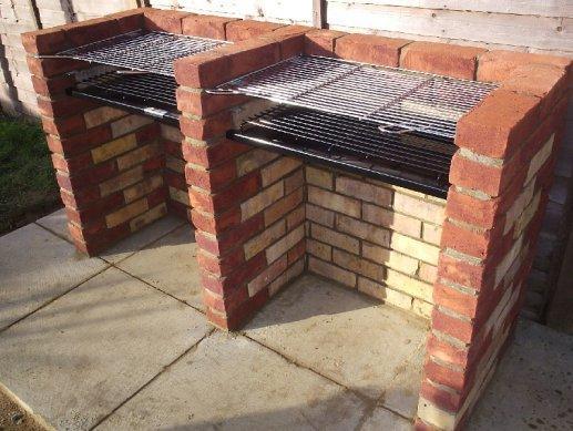 Costruire un barbecue - Costruire casa in pietra ...