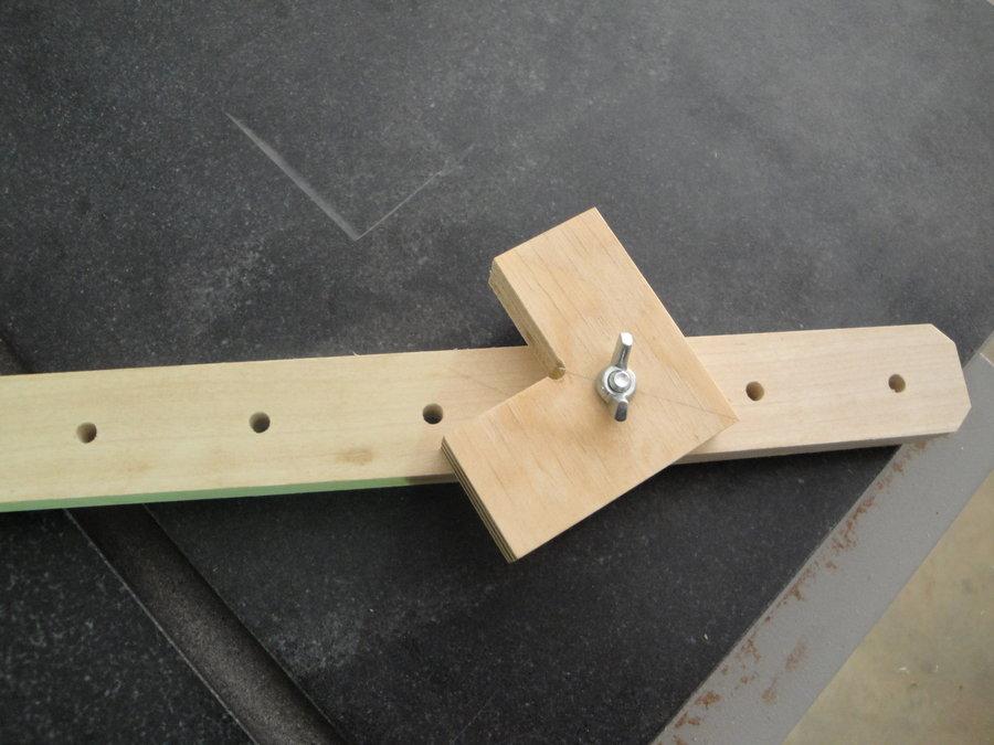 Costruire una morsa per cornici